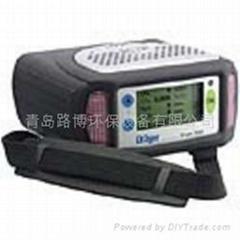 河北邢台德尔格(五合一)气体检测仪