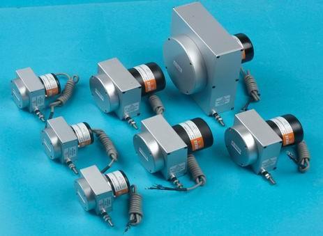 MPS拉绳式电阻式位移传感器 1