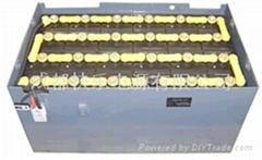 日本原装进口GS叉车蓄电池VCD8AC