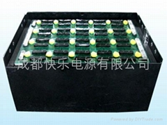杭州叉车蓄电池24-7DB630
