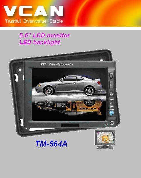 5.6'' LCD monitor 1