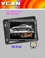 5.6'' LCD monitor