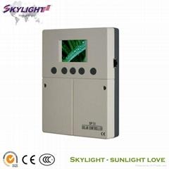 Web-based Solar Water Heater Controller SPIII