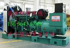 鼎新沃爾沃柴油發電機組400KW