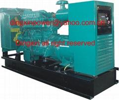 Dingxin-Shanghai Diesel generator set (10-500KW)