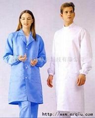 甦州大褂靜電衣服-景思科技生產防靜電鞋上海經營部