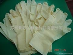 苏州无锡上海北京宁波-乳胶手套苏州景思防静电科技有限公司