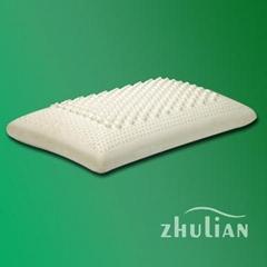 乳胶按摩枕