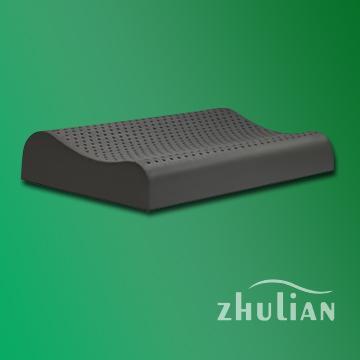latex bamboo charcoal pillow 1