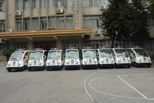 電動巡邏車 3