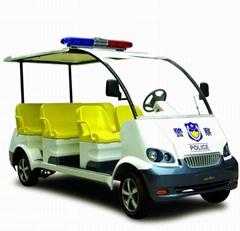 電動巡邏警車