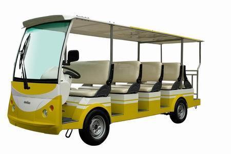 14人座電動觀光車 1