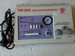 TKR-200C veterinary ventilator ,small