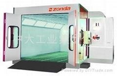 ZD-SM700A烤漆房