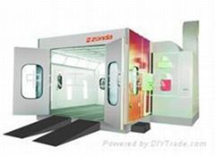 ZD-SL600A烤漆房