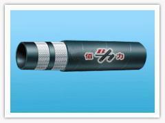 fiber braided hydraulic hose(SAE100R3)