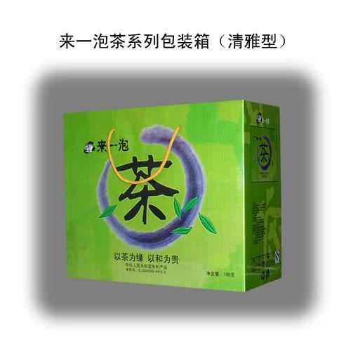 """""""來一泡""""方便茶(杯中含原茶葉) 3"""
