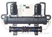 Water-cooled Open-type Industrial Water Chiller 1