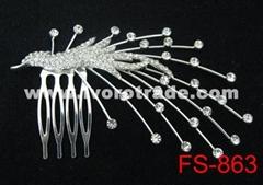 Hair comb FS-863