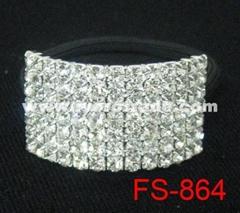 Ponytail holder FS-864