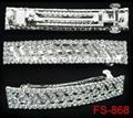 Hair clip, hair pin, barrette FS-868 1