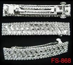 Hair clip, hair pin, barrette FS-868