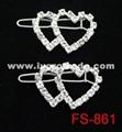Hair clip, hair pin, barrette FS-868 2