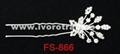 Hair clip, hair pin, barrette FS-868 4