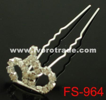 Hair clip, hair pin, barrette FS-868 5