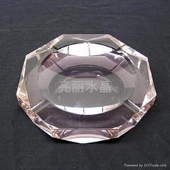 水晶烟缸批发1