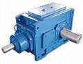 HB series industrial gear units