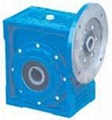 RV series cast iron box worm reducer