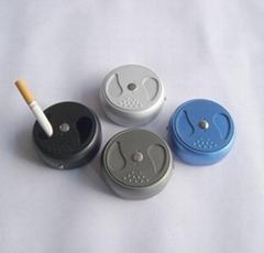 旋转式烟灰缸