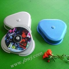 三角形CD盒