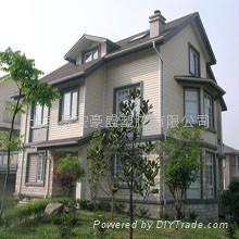 北京易安PVC外墙挂板保温系统的优点