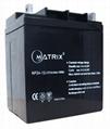 12V24AH铅酸蓄电池用于UPS不间断电源 1