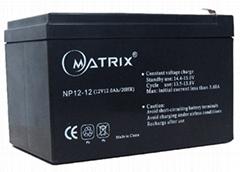 SLA Battery 12V12AH