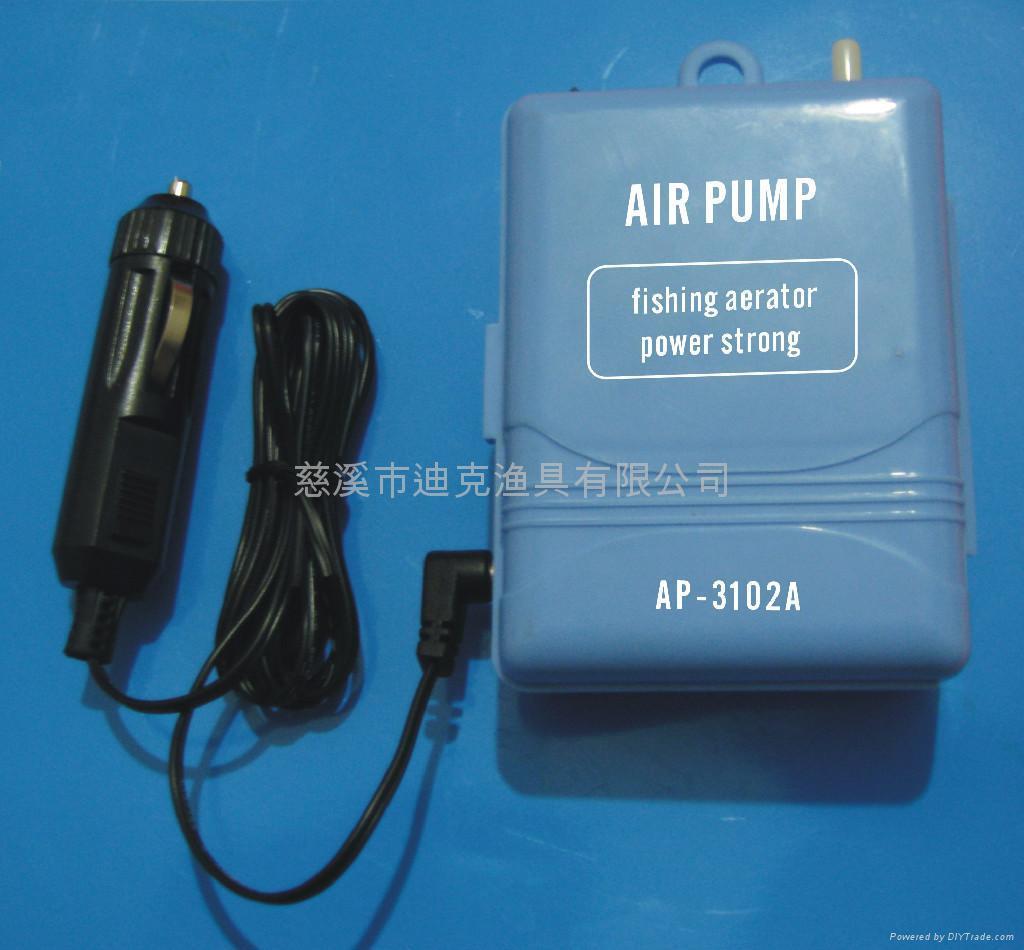 12V AIR PUMP 12V车载氧气泵 2