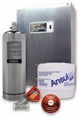 美国安素厨房灭火系统