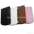 Cow Leather Case for Blackberry Bold