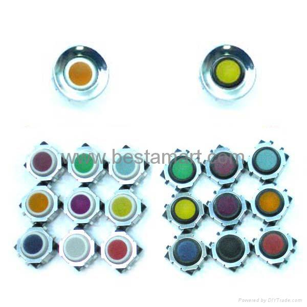 Trackball Chrome for Blackberry Pearl 8100 Curve 8300 ...