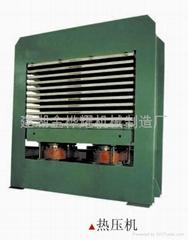 胶合板热压机