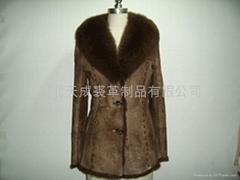 皮毛服飾F019