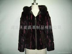 皮毛服飾F013