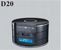 High Definition hard disk player