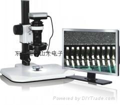 三维数码视频显微镜