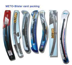 Soft wiper blade