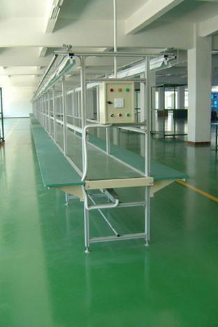 皮带输送生产线  1