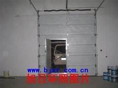 北京旭日折疊提升門
