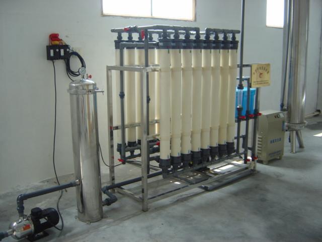 矿泉水山泉水设备 1